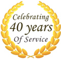 Incline Law Group - Celebrating 40 Years of Service